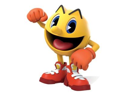 Pac man personnages pac man et les aventures de - Coloriage pac man ...