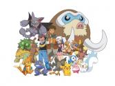 Pokémon : DP, Les Vainqueurs de la Ligue de Sinnoh