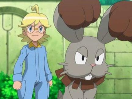 Pokémon, la série : XY - Lem le dresseur