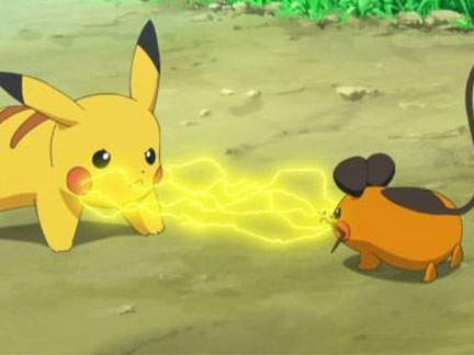 Pokémon, la série : XY - Pikachu et Dedenne