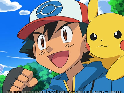 Sacha et pikachu sacha et pikachu images pok mon - Pikachu dessin anime ...