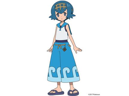 Nephie les dresseurs de la saison 20 personnages - Pokemon saison 14 ...