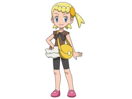 Pokémon, la série : XY - Clem