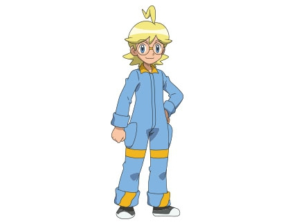 Pokémon, la série : XY - Lem