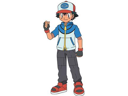Personnages pok mon dessins anim s la t l - Pokemon noir et blanc personnage ...
