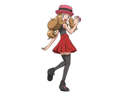 Pokémon, la série : XY - Serena