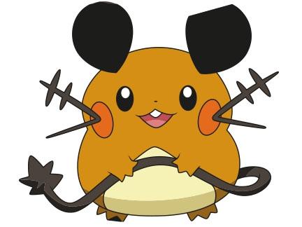 Pokémon, la série : XY - Dedenne