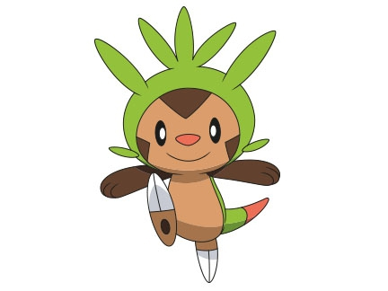 Pokémon, la série : XY - Marisson