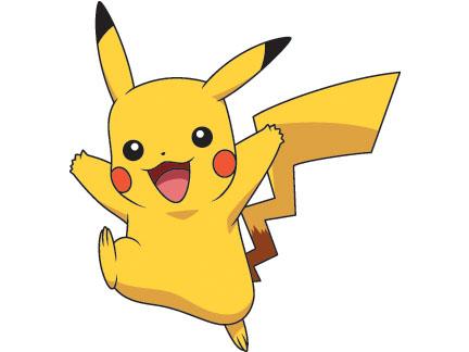 Les pok mon de sacha personnages pok mon dessins - Pikachu en dessin ...