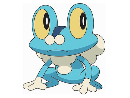 Pokémon, la série : XY - Grenousse