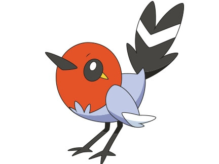 Pokémon, la série : XY - Passenrouge