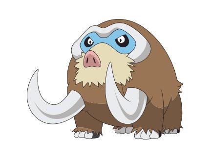 Pokémon - Mammochon