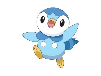 Pokémon - Tiplouf