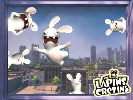 Rayman et The Lapins Crétins