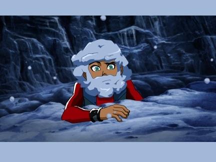 Ky dans la neige