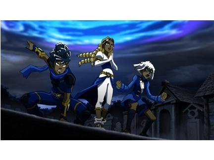 Les Imperiaz prêts à attaquer