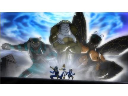 L'équipe Imperiaz