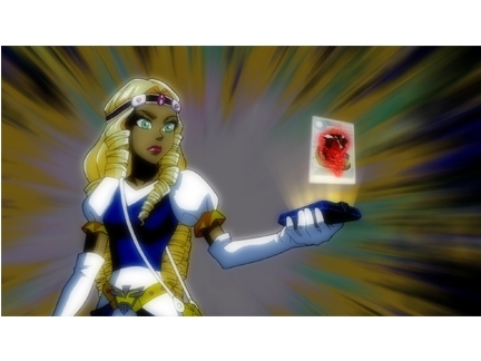 Princesse Diara et son X-reader