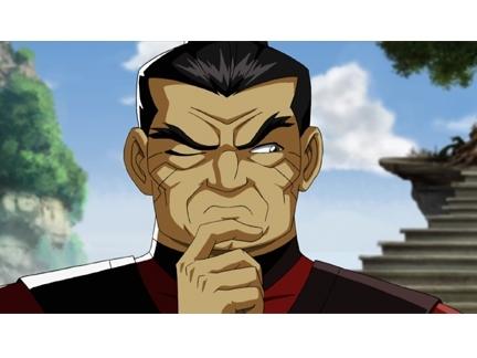 Maître Baoddai réfléchit