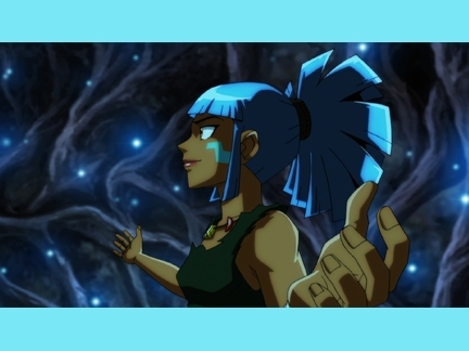 Maya est prête à se battre