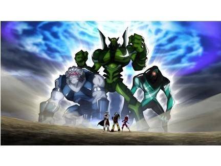 L'équipe des Radikor