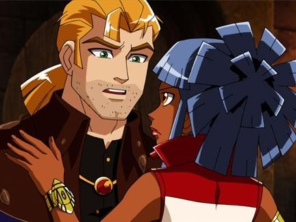 Kieran et Maya