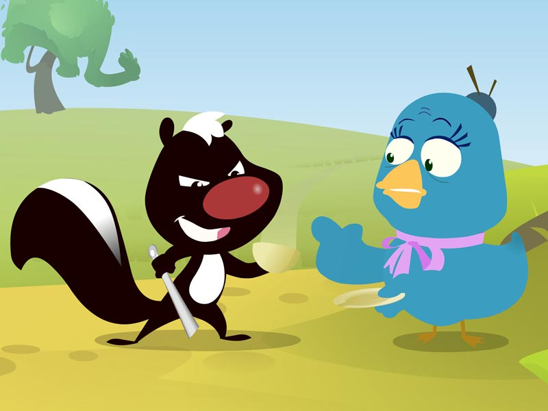 Dessin animé 2006