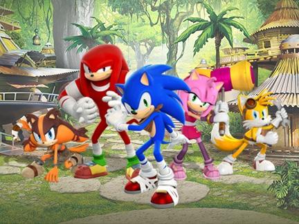 Sonic boom - Boom dessin anime ...