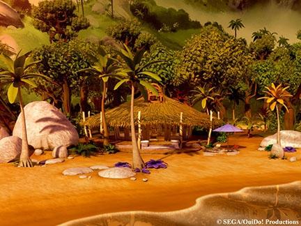 Cabane de Sonic