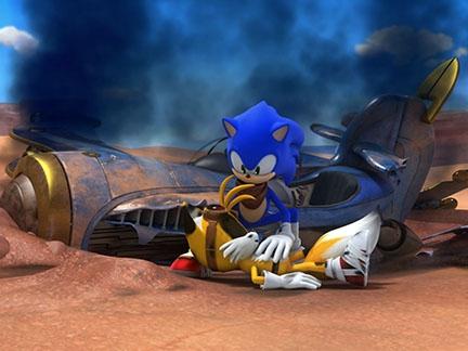 Tails et Sonic