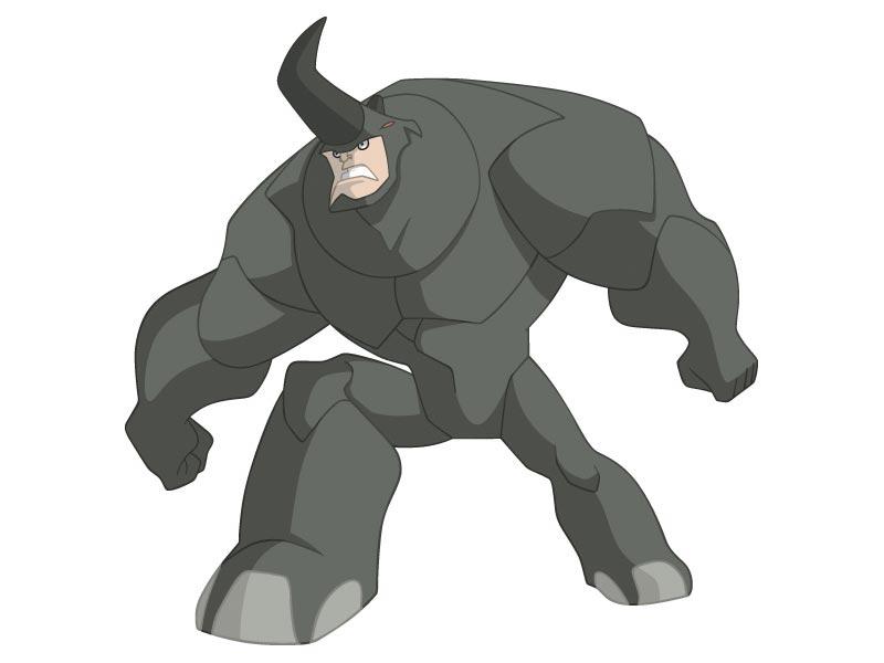 Rhino personnages les vilains images spectacular spiderman dessins anim s la t l - Spiderman 1 dessin anime ...