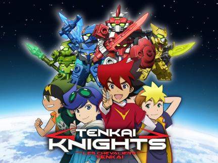 Tenkai Knights : Les chevaliers Tenkai