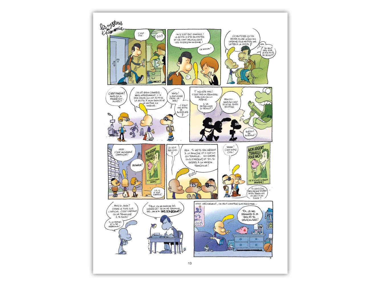 planche n 13 titeuf le sens de la vie images titeuf