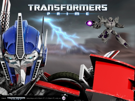 Optimus et Megatron