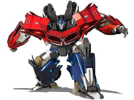 En action optimus prime images transformers prime dessins anim s la t l - Dessin optimus prime ...