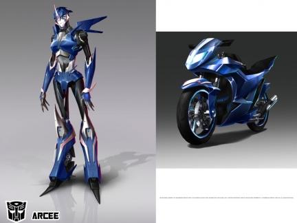 Transfomers Prime