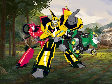 Transformers robots in disguise mission secr te - Dessin anime transformers ...