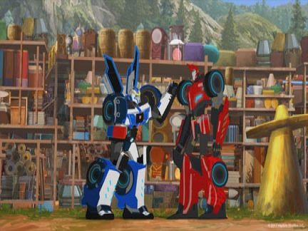 Transformers Robots In Disguise - Saison 4