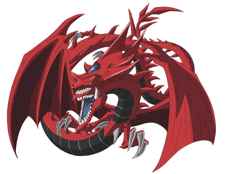 Slifer Monstres Images Yu Gi Oh Dessins Animes La Tele