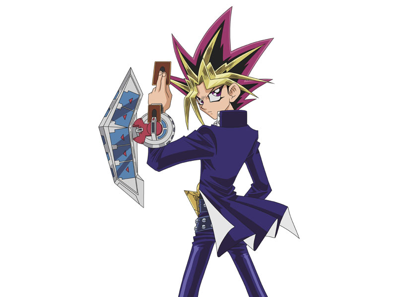 Yugi personnages images yu gi oh dessins anim s la t l - Dessin anime yu gi oh ...