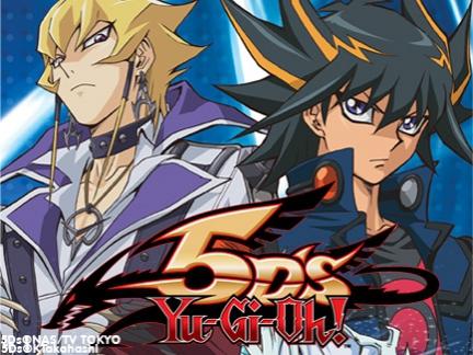 Yu-Gi-Oh! 5 D sur Canal J