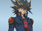 Yu-Gi-Oh 5D - Yusei