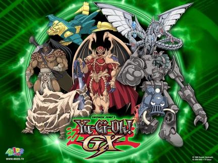 Yu-Gi-Oh! GX (2)