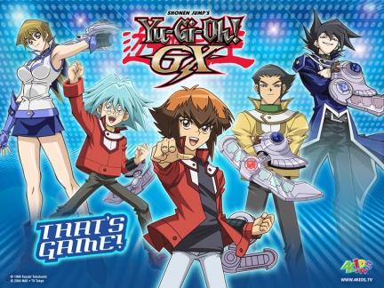 Yu-Gi-Oh! GX (3)
