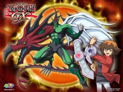 Yu-Gi-Oh! GX (4)