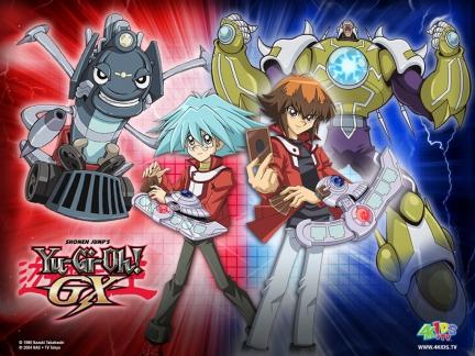 Yu-Gi-Oh! GX (5)