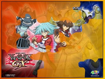 Puzzle Yu-Gi-Oh! GX