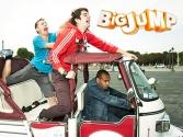 Big Jump, canal j, enfants, série