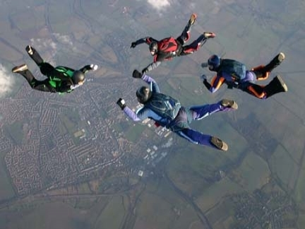 Free Style et Parachutisme