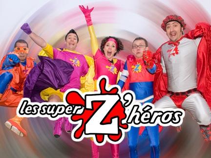 Les Super Z'héros